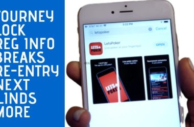 Poker App that Tells You EVERYTHING About Your Tournament in Real Time | Videos