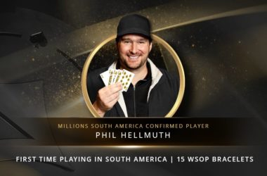 Phil Hellmuth to Host Free Master Class at partypoker LIVE MILLIONS South America