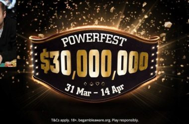 Elio Fox wins a partypoker POWERFEST event for $101,098