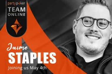 Jaime Staples among Newest Additions to partypoker's Team Online