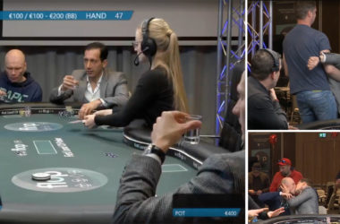 Drinking Game at 'Patrik Antonius Poker Challenge' Turns Wild & Crazy