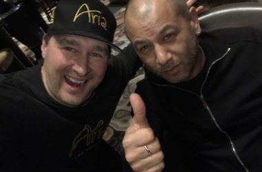 Phil Hellmuth Challenged by Rob Yong to Five $100,000 Heads up NLHE Matches