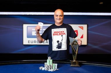 2019 EPT Sochi Main Event won by Uri Gilboa for $424,000