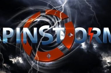 Weather the SPINSTORM and win up to $1,500 at partypoker