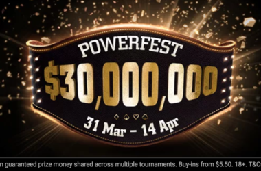 Here's How to Win a Share of Team partypoker Pros' POWERFEST Winnings