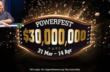 Sam Greenwood wins a partypoker POWERFEST event for $162,079